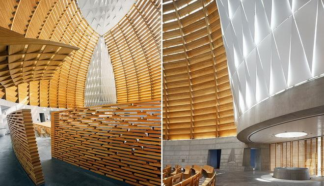Собор Христа от Света. Громкое слово в церковной архитектуре (ФОТО)