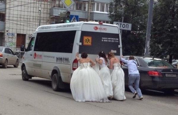 15 невест, у которых не сложилось ни с принцем, ни с белым конем (ФОТО)