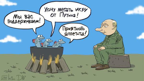 В Сети высмеяли победу  «Единой России» на выборах (ФОТО)