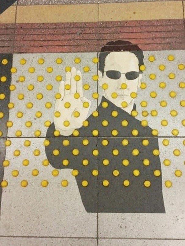 20 примеров творческого вандализма (ФОТО)