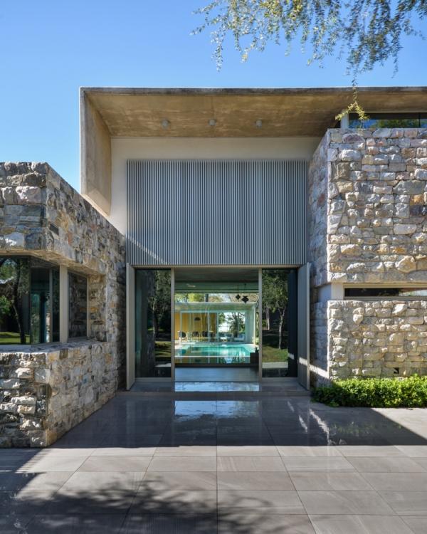 Жилой дом в деревьях: проект дизайнеров из Аргентины (ФОТО)