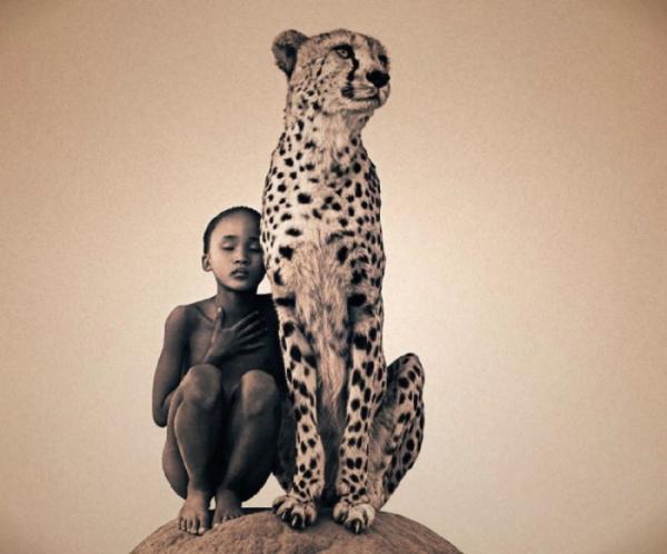 Гармония человека и природы: проект фотографа из Канады (ФОТО)