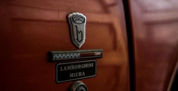 Настоящая любовь к авто: семейную реликвию Lamborghini Miura восстановили спустя 25 лет (ФОТО)