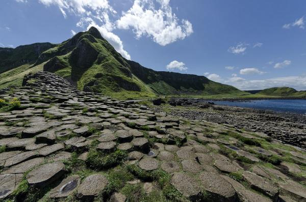 Дорога Гигантов: уникальная достопримечательность Северной Ирландии (ФОТО)