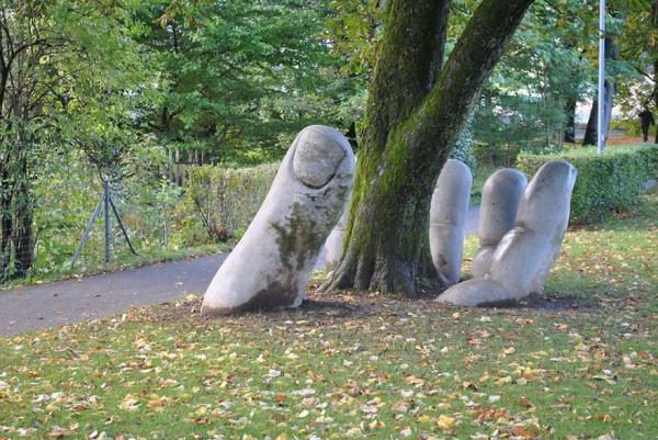 11 самых фантастических скульптуры мира (ФОТО)