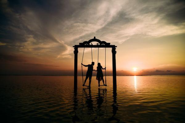 Десять самых красивых мест на Земле для свадебной фотосессии (ФОТО)