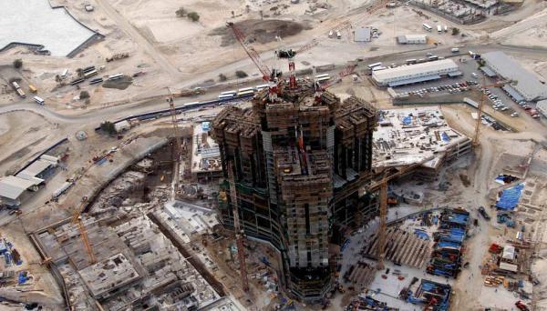 Самое высокое здание в мире (ФОТО)