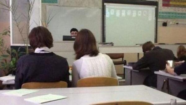 12 неоспоримых доказательств того, что в школе очень весело (ФОТО)