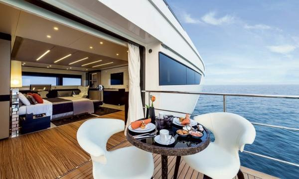 Wider Yachts: удовольствие для богатых (ФОТО)