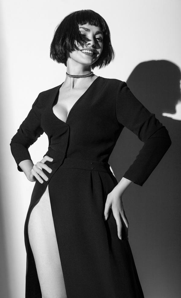Ольга Сумская рассказала, почему решилась на откровенную фотосессию (ФОТО)