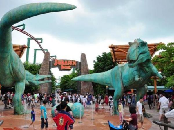 Мечта ребенка: 15 лучших парков развлечений (ФОТО)