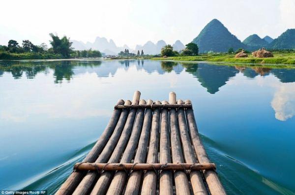 Китай без туристов: изумительные локации страны (ФОТО)