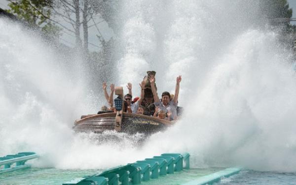 Лучший в мире парк развлечений (ФОТО)
