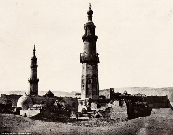 Редкие кадры: Египет более 150 лет назад (ФОТО)