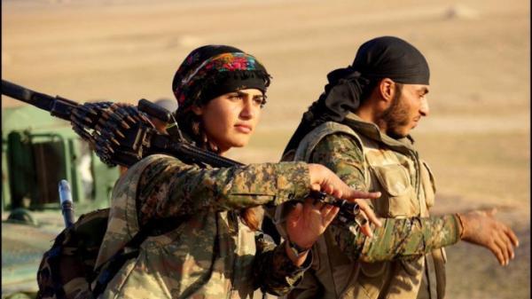 Курдская Анджелина Джоли погибла, защищая свои идеалы (ФОТО)