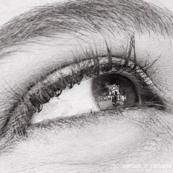 Свадьба в глубине глаз (ФОТО)