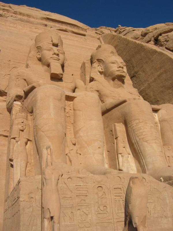 Одно из древнейших чудес света: храмовый комплекс Абу-Симбел (ФОТО)