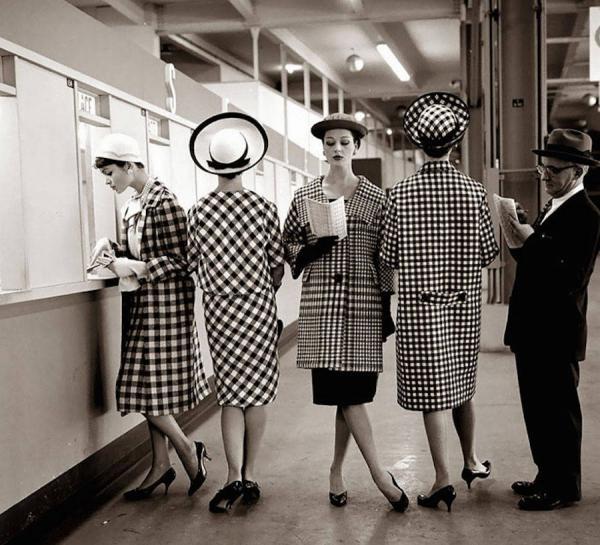 Мода до войны: необыкновенные женщины из 1940-х (ФОТО)