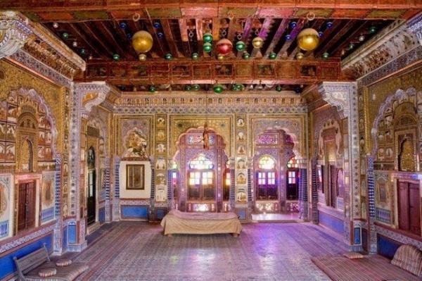 Цитадель Солнца: грандиозное сооружение в Индии (ФОТО)