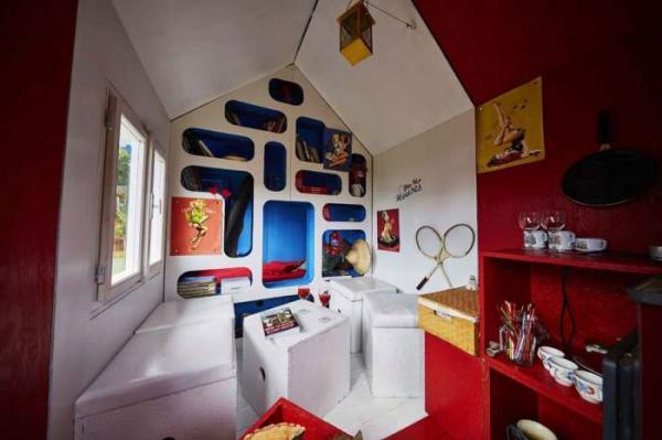Собери сам: домик стоимостью всего $ 1200, который можно построить за 3 часа  (ФОТО)
