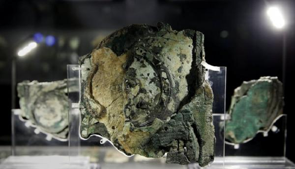 У греческого острова обнаружен скелет возрастом 2000 лет (ФОТО)