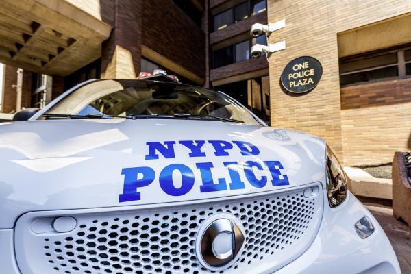 Компактная полиция: патрульные Нью-Йорка получили интересное транспортное средство (ФОТО)