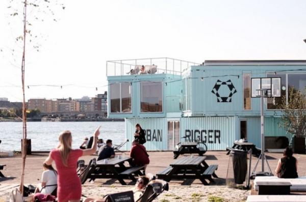 Архитекторы из Дании решили проблему с дефицитом доступного жилья (ФОТО)