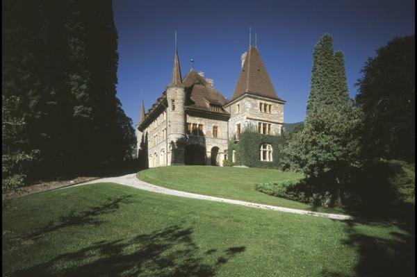 Сады Швейцарии: оазисы внутри мегаполисов (ФОТО)