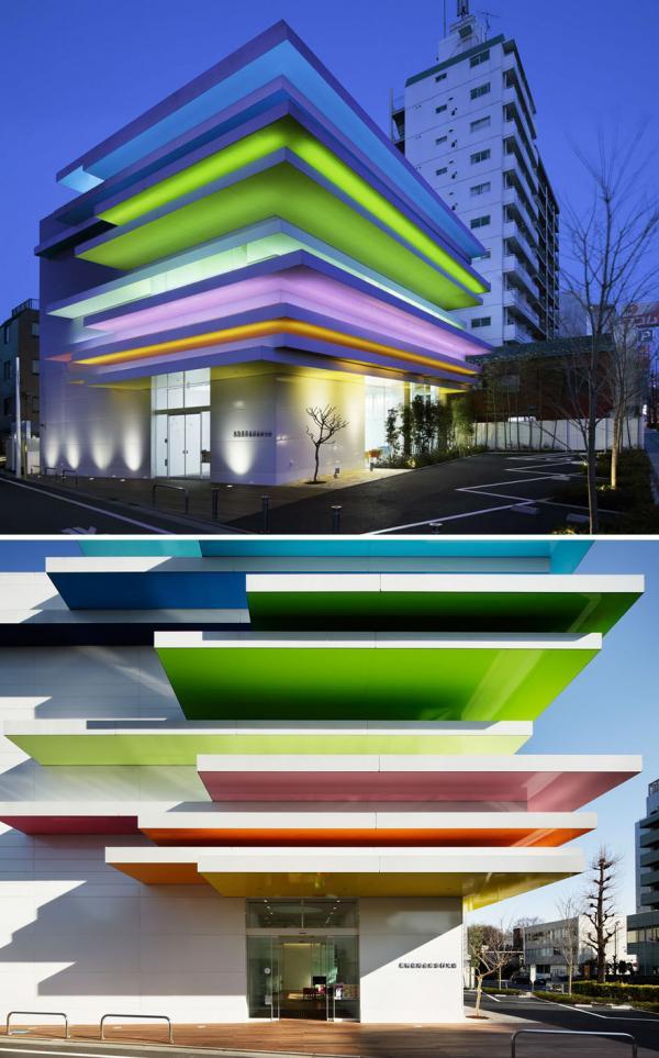 18 шедевров современной архитектуры в Японии (ФОТО)