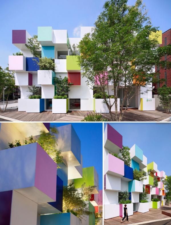Самые странные примеры современной  архитектуры страны Восходящего солнца (ФОТО)