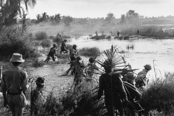 Вьетнамская война глазами вьетнамцев (ФОТО)