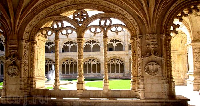 Символ Португалии. Монастырь Жеронимуш - пример королевской роскоши (ФОТО)