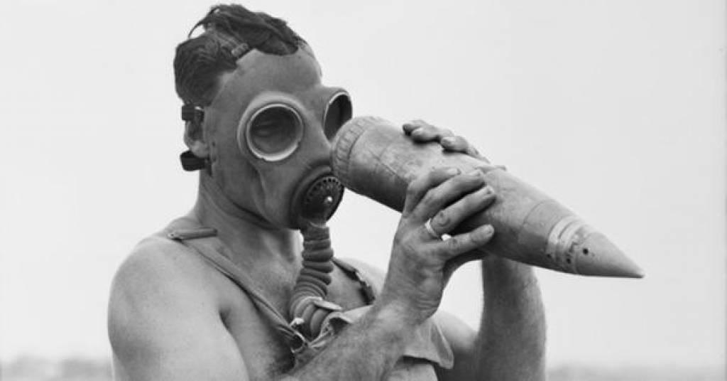 Слишком жестоки даже для войны. 13 запрещенных видов военного оружия (ФОТО)