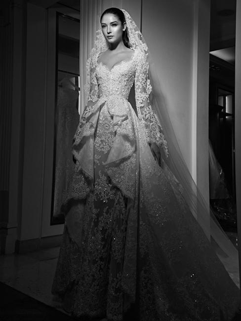 Прозрачная роскошь: коллекция свадебных платьев от Zuhair Murad (ФОТО)