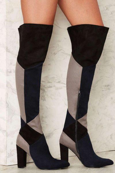На вкус и цвет: 10 новинок осенней обуви (ФОТО)