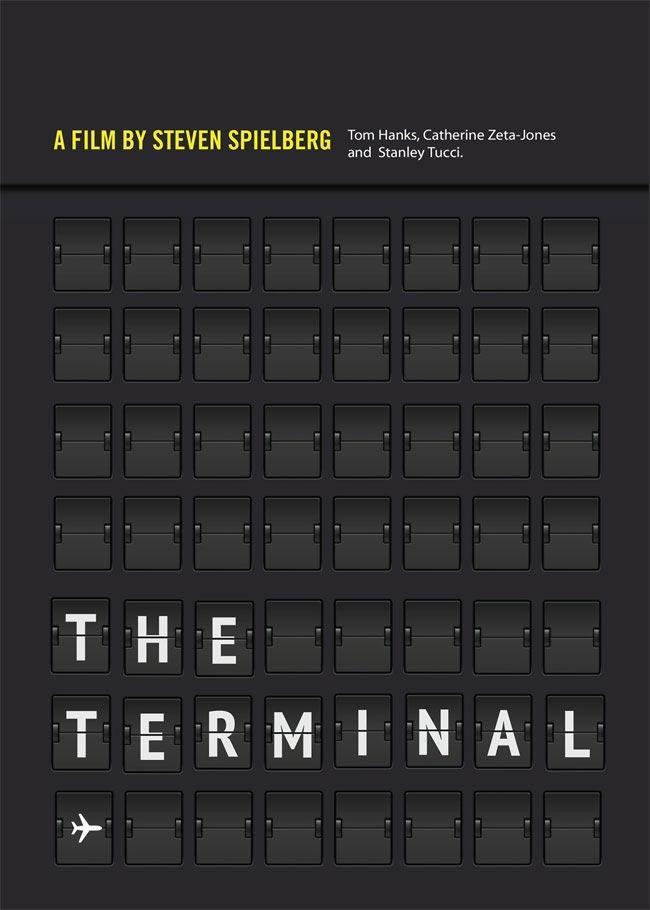 Графический дизайнер переосмыслил постеры культовых фильмов (ФОТО)