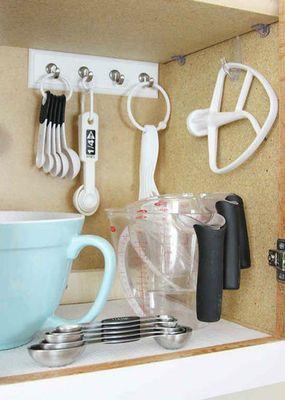 10 идей экономии пространства на кухне (ФОТО)