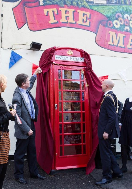 В Британии открыли самый маленький музей (ФОТО)