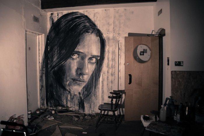 Эхо прошлого. Интимные портреты заброшенных зданий (ФОТО)