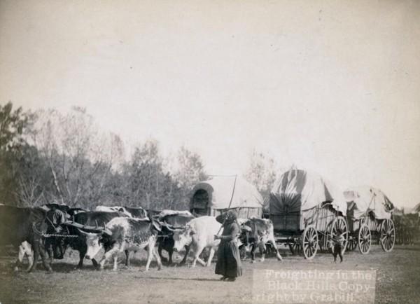 Без легенд и красок. Дикий Запад конца XIX-го века (ФОТО)