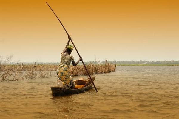Магнит для любителей экзотики:  африканская Венеция (ФОТО)