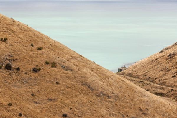 Романтический проект: дом влюбленных в Новой Зеландии (ФОТО)