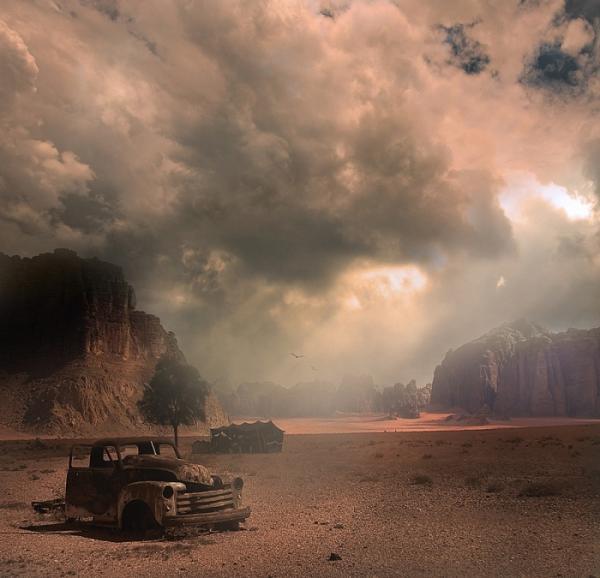 Яркие концептуальные композиции молодого фотографа из Греции (ФОТО)