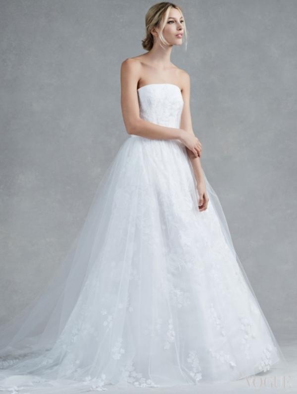 Oscar de la Renta презентовал новую свадебную коллекцию (ФОТО)