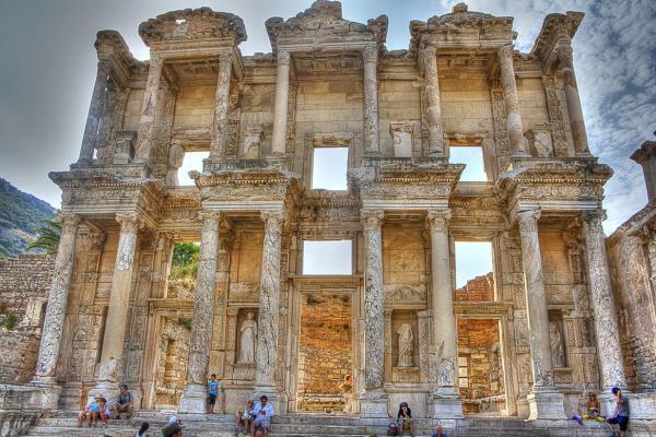 Сокровищница Эллады: один из величайших городов древней Греции (ФОТО)