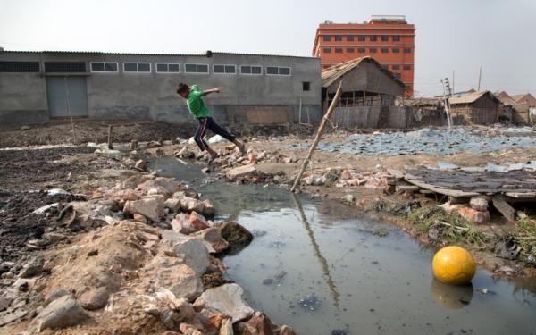 Самый грязный город мира (ФОТО)