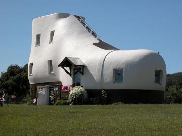 Архитектура с причудами: необычные дома со всего мира (ФОТО)