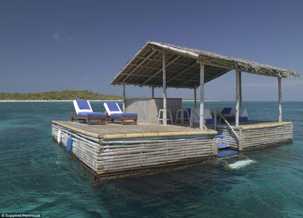 Рай на Земле: самый роскошный курортный остров, где отдыхали Брэд Питт и Бейонсе (ФОТО)