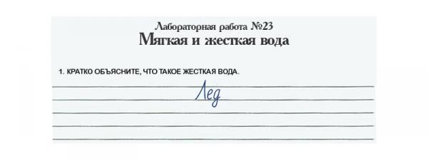 Школьная пора. Подборка гениальных ответов обычных учеников (ФОТО)