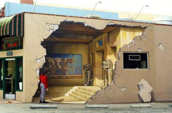 Восхитительный стрит-арт (ФОТО)